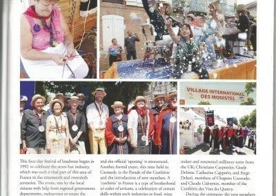 Article HAT Magazine - Caussade 2016-2