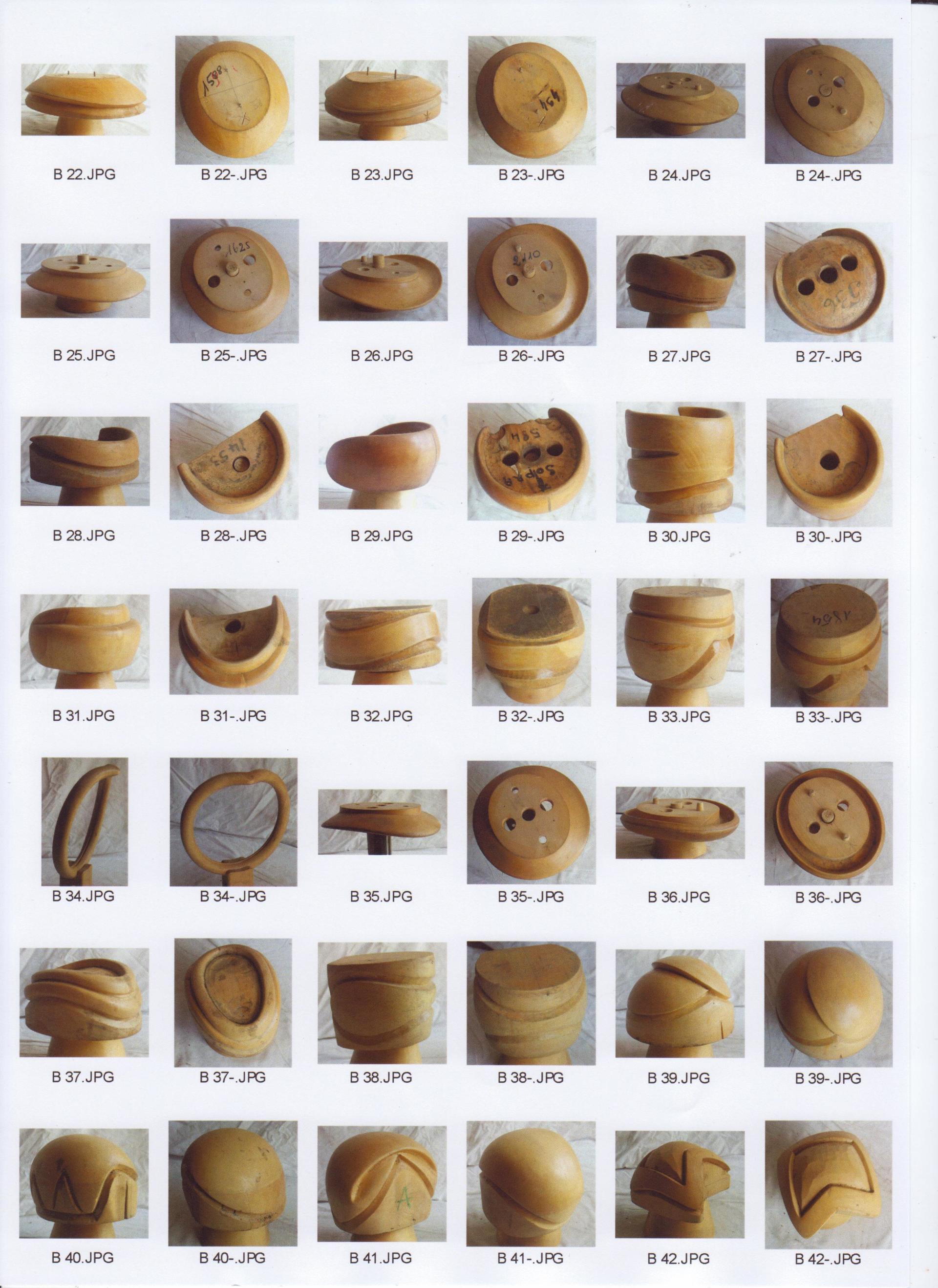 Catalogue formes 8