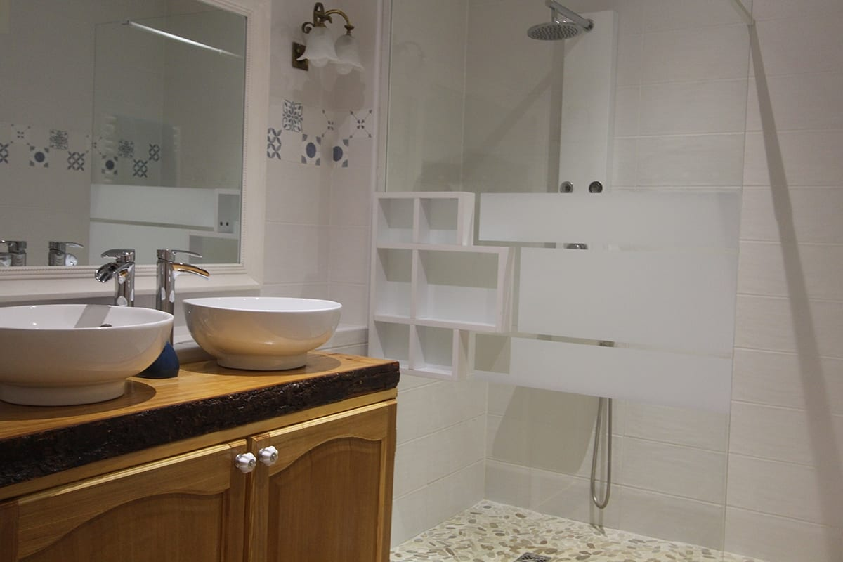 Salle de bains - Suite Orientale 2